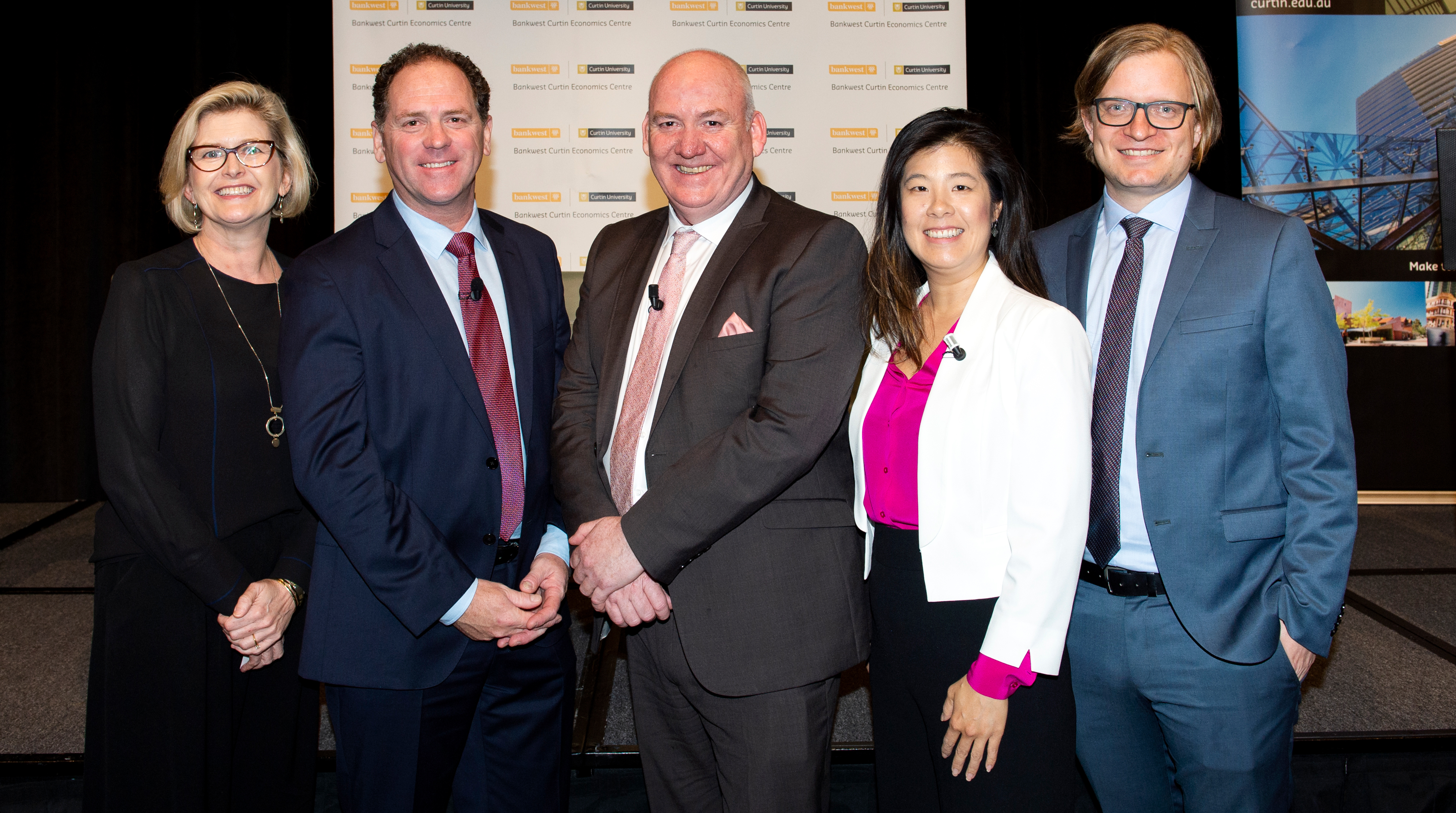 BCEC Future-Proofing the WA Economy Launch Panel
