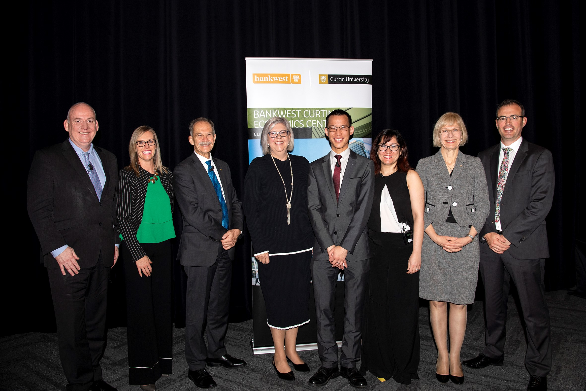 Image of Digital Divide report launch panel