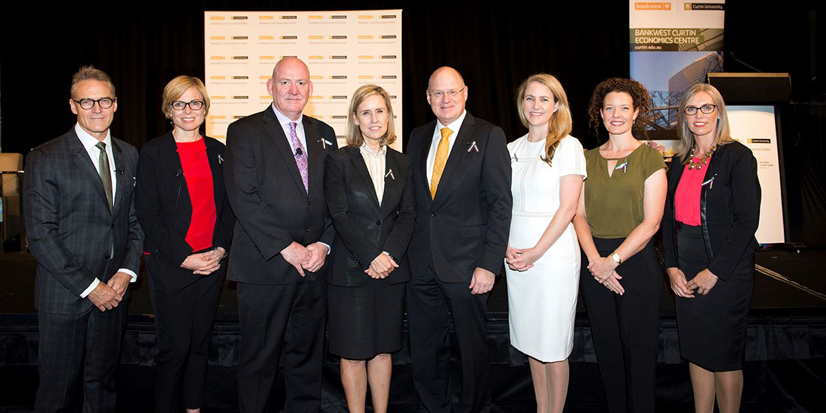 BCEC|WGEA 2018 launch panel photo